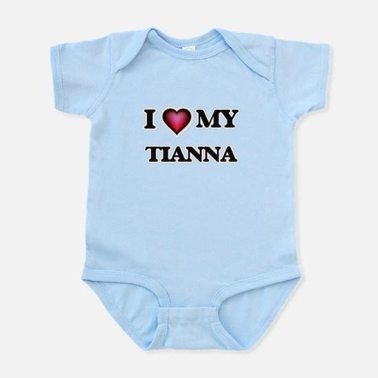 I love my Tianna Body Suit