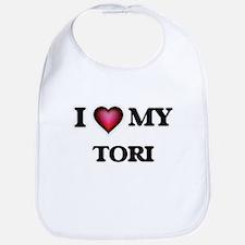 I love my Tori Baby Bib