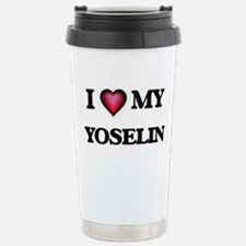 I love my Yoselin Stainless Steel Travel Mug
