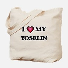 I love my Yoselin Tote Bag