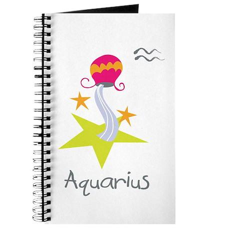 Aquarius Kiddie Journal