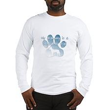 Carolina Dog Granddog Long Sleeve T-Shirt