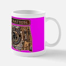 OKLAHOMA RIG UP CAMO Mugs