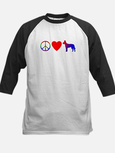 Peace Love Carolina Dog Tee