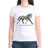 Dressage Jr. Ringer T-Shirt