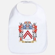 Moyer Coat of Arms - Family Crest Baby Bib