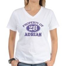 PROPERTY OF (28) ADRIAN Shirt