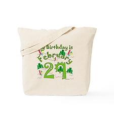 Leap Year Birthday Feb. 29th Tote Bag