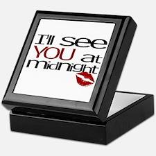 See You At Midnight Keepsake Box
