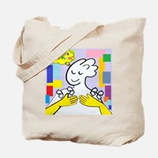 ASL Find Your Happy Place Tote Bag