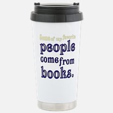 Favorite people books Stainless Steel Travel Mug