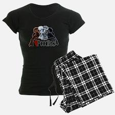 Love Poodles Pajamas