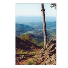 Skyline Drive Valley View Postcards (Package of 8)