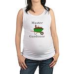 Master Gardener Maternity Tank Top