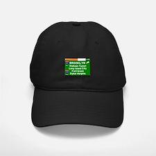 I495 - LONG ISLAND EXPRESSWAY - BROOKLYN Baseball Hat