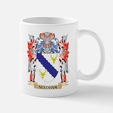 Needham Coat of Arms - Family Crest Mugs
