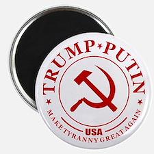 Trump Putin Magnets