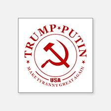 Trump Putin Sticker