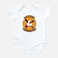 VF-103 Sluggers  Infant Bodysuit