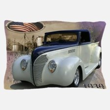 1939 Ford Roadster Pickup Pillow Case