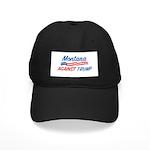 Montana Against Trump Baseball Hat Black Cap
