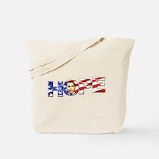 Audacity of hope Tote Bag