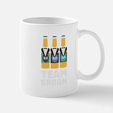 Team Groom Beerbottles Cqf18 Mugs