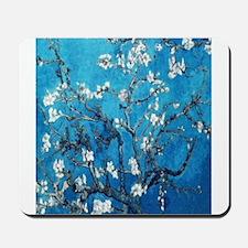 Almond Blossom Mystique, Van Gogh Mousepad