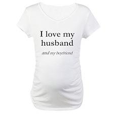Husband/my boyfriend Shirt