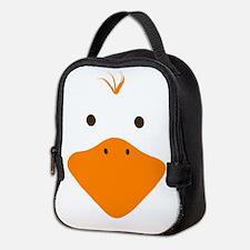 Cute Little Ducky Neoprene Lunch Bag