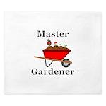 Master Gardener King Duvet