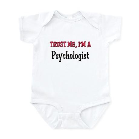 Trust Me I'm a Psychologist Infant Bodysuit