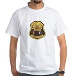 Stockbridge Munsee PD White T-Shirt