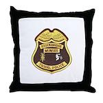 Stockbridge Munsee PD Throw Pillow