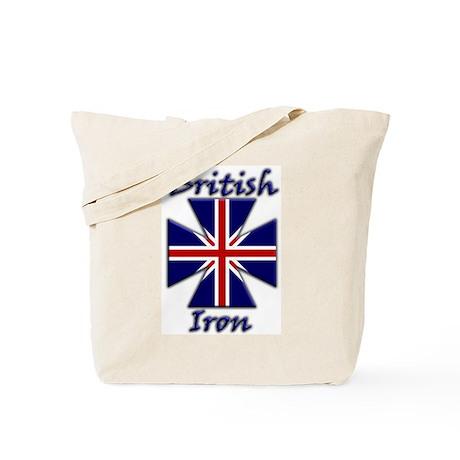 British Iron Tote Bag