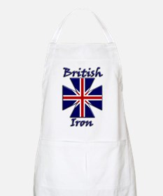 British Iron BBQ Apron