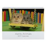 Animals Wall Calendars
