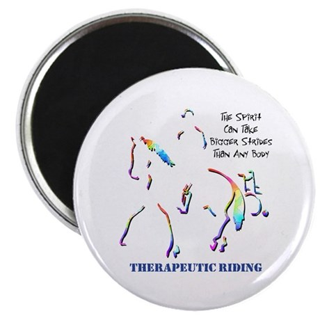Therapeutic Riding Magnet