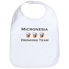 Micronesia Bib
