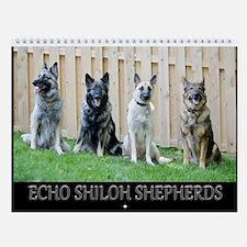 2017 Echo Wall Calendar