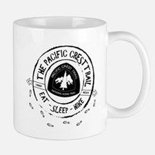 Pacific Crest Trail-Eat Sleep Hike Mugs