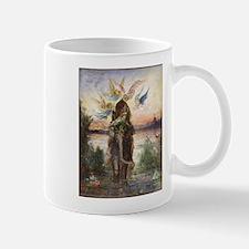 The Sacred Elepant Painting (1882) Mugs