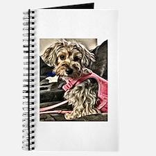 Cute Morkie Journal