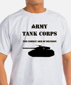 Army Tank Corps T-Shirt