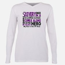 Hero Comes Along Dad Shir T-Shirt