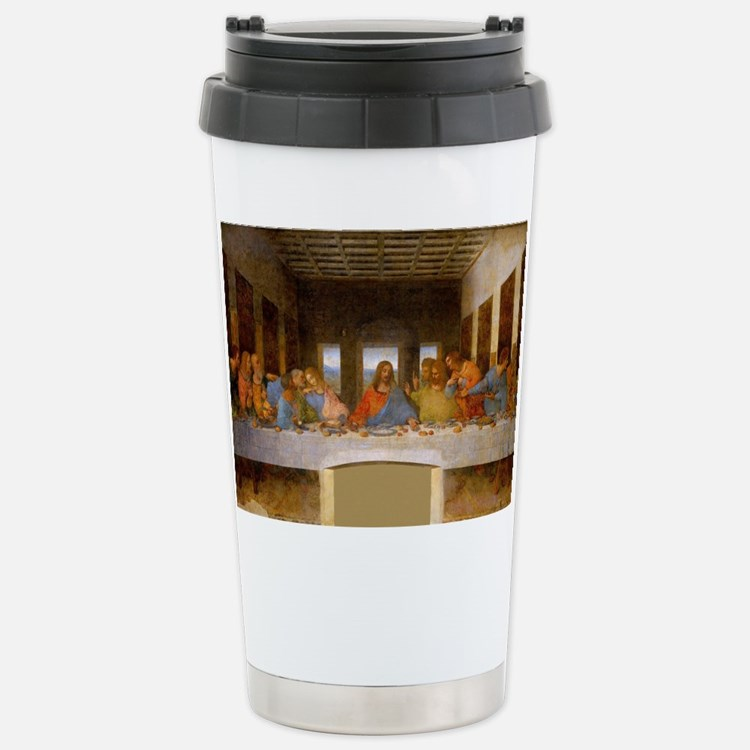 Cute Last supper Travel Mug