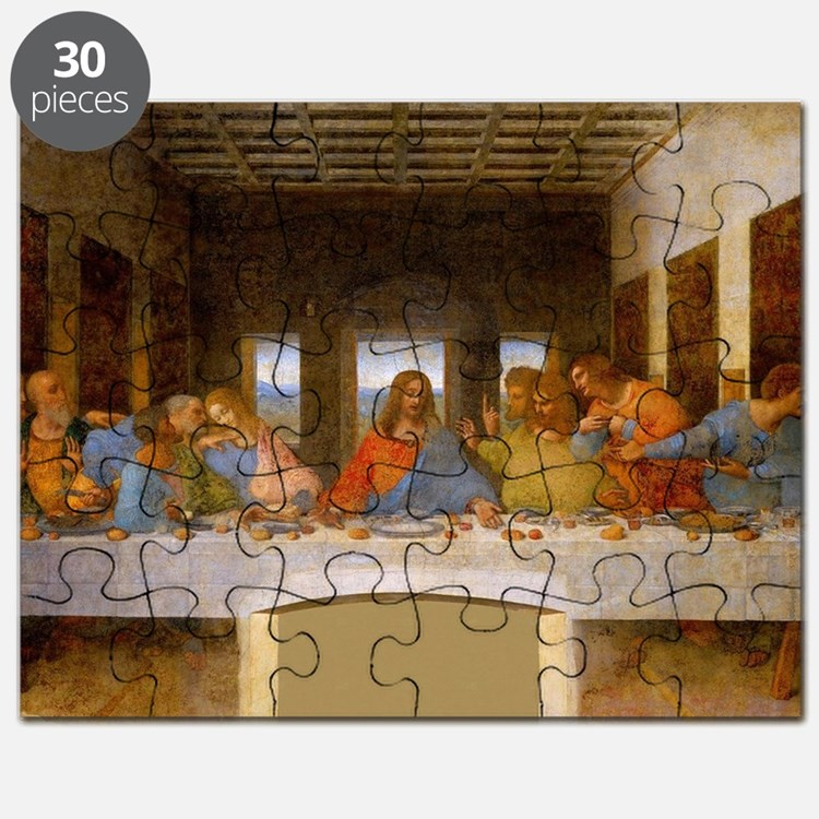 The Last Supper Leonardo Da Vinci Puzzle