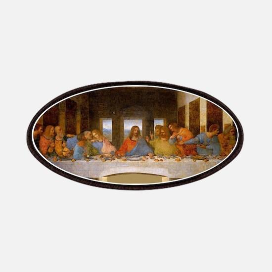The Last Supper Leonardo Da Vinci Patch