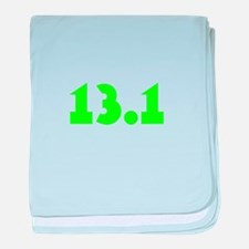 13.1 baby blanket
