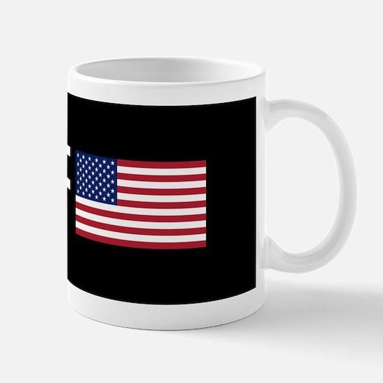 Culinary: Chef (U.S. Flag) Mugs